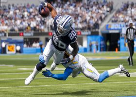 Tony Pollard delivers Cowboys' first opening-drive TD since Week 14, 2019
