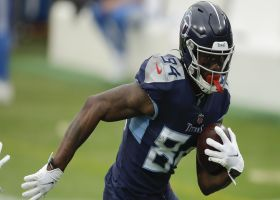 Rapoport: Jets, Corey Davis agree to three-year, $37.5M contract