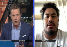 Vita Vea reflects on his recovery from injury and playing RB in high school