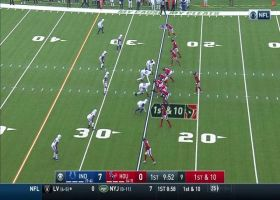 DeForest Buckner is BACK! Colts DL clamps down on Watson for sack