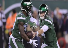 Could Sam Darnold, Le'Veon Bell be AFC East's best duo in '20?