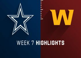 Cowboys vs. Washington highlights | Week 7