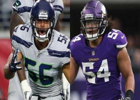 NFL Network's MJ Acosta: Minnesota Vikings-Seattle Seahawks will be Kendricks' family affair