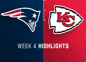 Patriots vs. Chiefs highlights | Week 4