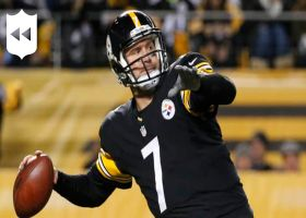NFL Throwback: Roethlisberger throws 12 TDs in two weeks in 2014