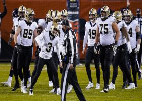 Wil Lutz drills 35-yard FG to give Saints walk-off win in OT