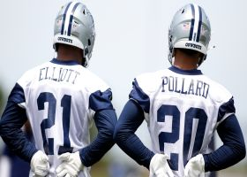 Michael Robinson: Tony Pollard's emergence has elevated Ezekiel Elliott's game