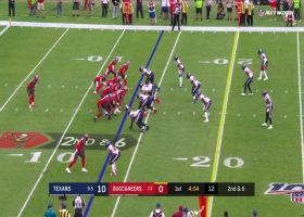 Breshard Perriman Mosses defender on 27-yard snag