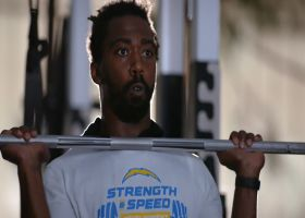 'Hard Knocks': Tyrod Taylor's workouts begin before the sun comes up