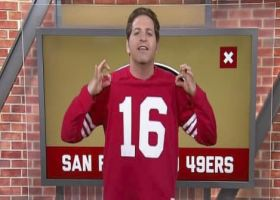 Peter Schrager's draft hype speech for San Francisco 49ers