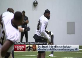 Herbie Teope: With wide receiver Dez Bryant's injury, the New Orleans Saints are back to square one