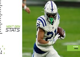 Next Gen Stats: Top 5 fastest ball carriers through Sunday of Week 14