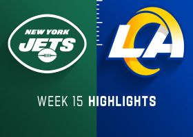 Jets vs. Rams highlights | Week 15