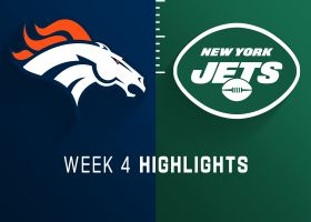 Broncos vs. Jets highlights | Week 4