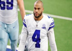 Garafolo discusses Dak Prescott's return from recovery this spring