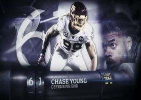 'Top 100 Players of 2021': Chase Young | No. 61