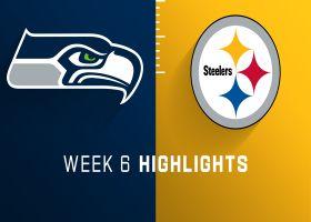 Seahawks vs. Steelers highlights | Week 6