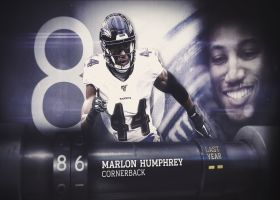 'Top 100 Players of 2020': Marlon Humphrey | No. 86