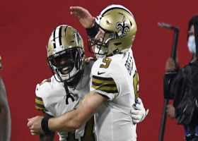 Mic'd Up: Drew Brees fires up teammates before win over Bucs | Week 9