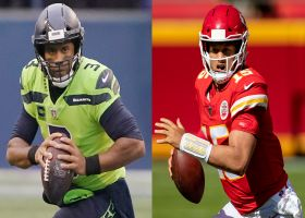 Warner: The unique skill that Wilson and Mahomes have in common