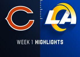Bears vs. Rams highlights | Week 1