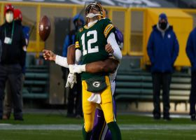 Wonnum the game! Vikes DE ices victory with strip-sack of Rodgers