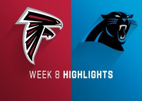 Falcons vs. Panthers highlights | Week 8