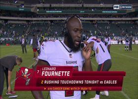 Leonard Fournette explains what 'TNF' win means for Bucs