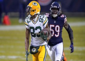 Valdes-Scantling torches Bears for 72-YARD TD catch and run