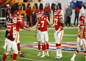 Harrison Butker drills 49-yard FG for first points of Super Bowl LV