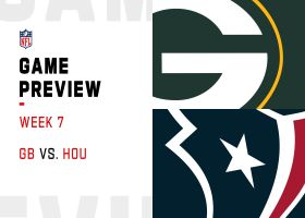 Packers vs. Texans preview | Week 7
