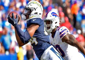 White's first NFL interception leads to 24-yard FG