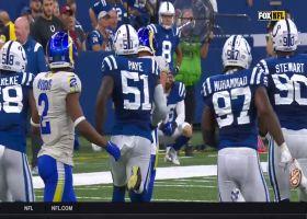 Cooper Kupp picks up MAJOR YAC on 43-yard catch and run