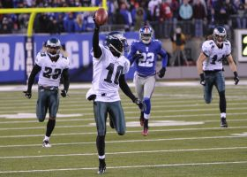 NFL Throwback: Eagles' top 5 plays vs. Giants