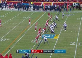 Every explosive play by the Chiefs vs. Chargers | Week 17