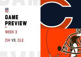 Bears vs. Browns preview | Week 3