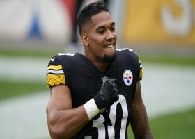 Pelissero: James Conner won't need to be bell-cow RB for Cards