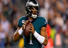 Warner: What Jalen Hurts must refine in order to be long-term NFL starter