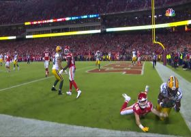 Can't-Miss Play: Rodgers slings stunning pass for back-corner TD