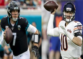 Casserly lists two keys for Foles, Trubisky each in 2020
