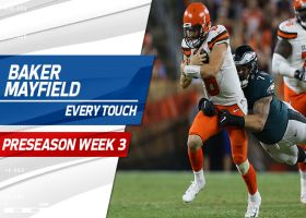 Every Baker Mayfield touch | Preseason Week 3