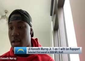 Kenneth Murray: This game on Chargers' schedule excites me most