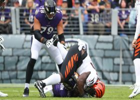 Every sack by the Bengals defense | Week 7