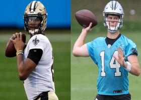Panthers or Saints: Which team has better QB situation entering '21?