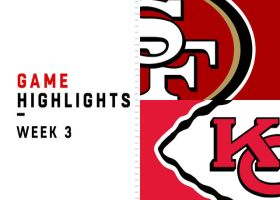49ers vs. Chiefs highlights | Week 3