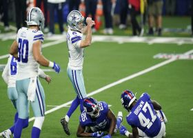 Greg Zuerlein's hooking 34-yard FG gives Dallas a walk-off win