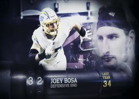 'Top 100 Players of 2021': Joey Bosa | No. 32