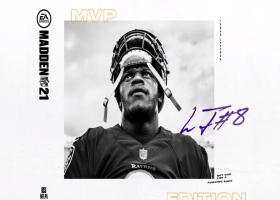 Watch Lamar Jackson's 'Madden 21' cover trailer