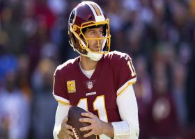 How big of an impact can Alex Smith have for Washington if healthy?