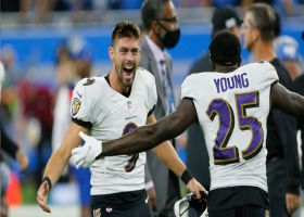 Marc Ross: Justin Tucker officially the 'unquestioned GOAT of kickers'